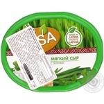Сыр Rasa с зеленью 62% 180г