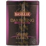 Tea Basilur black 100g