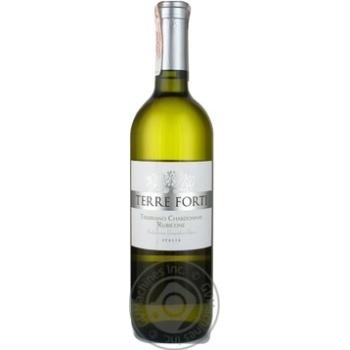 Вино біле 12% 750мл скляна пляшка