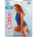 Колготи жiночi Tango Conte 20 розмiр 3 bianco