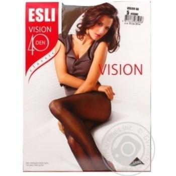 Колготки жін. ESLI VISION 40 р.5 Vision х10