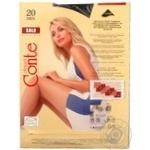 Колготки жін. SOLO 20, р.2, Grafit х12 - купить, цены на МегаМаркет - фото 2