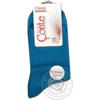 Шкарпетки жін.Conte Elegant Classic 13С64 т.бір.р25 шт - купити, ціни на CітіМаркет - фото 1