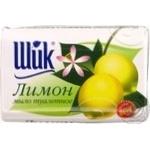 Мыло туалетное Шик Лимон 70г