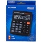 Калькулятор Citizen SDC-805BN шт