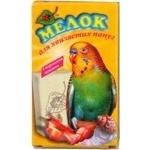 Крейда Природа для хвилястих папуг+
