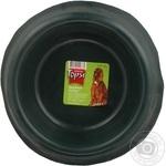 Миска для собак Topsi пластиковая 0,9Л