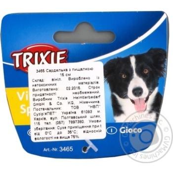 Іграшка Trixie сосиска для тварин 3465 - купити, ціни на CітіМаркет - фото 2