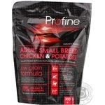 Food Profine with chicken dry for pets 300g