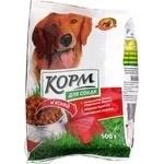 Food Povna chasha dry for dogs