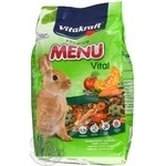Корм для кроликов Vitakraft Menu 1кг
