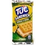 Cracker Tuc 28g