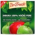 Puree Dr.fructo apple for children 100g