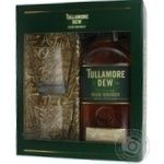 Whiskey Tullamore dew with taste of whiskey 40% 700ml
