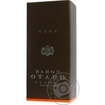 Baron Otard VSOP сognac 40% 500ml - buy, prices for Novus - image 3