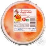 Десерт творожный Пани Хуторянка с манго 9% 400г