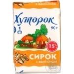 Сырок Хуторок с ванилином 15% 90г Украина