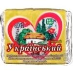 Продукт молокосодерж сырный плавл Украинский новый 90г
