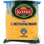 Сыр Комо Сметанковый 50% 230г