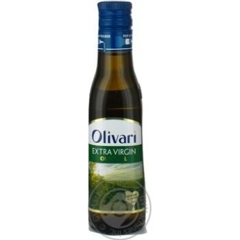 Масло оливковое Olivari Extra Virgin 250мл