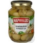 Mushrooms cup mushrooms Marinado pickled 450g