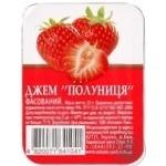 Jam Askania strawberry 25g