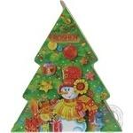 Подарок новогодний Рошен Новогодняя елка 450г