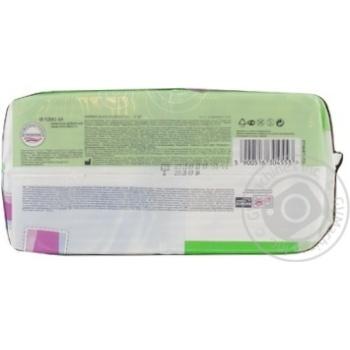 Прокладки Bella Perfecta Ultra Green 4 капли 32шт - купить, цены на Novus - фото 3
