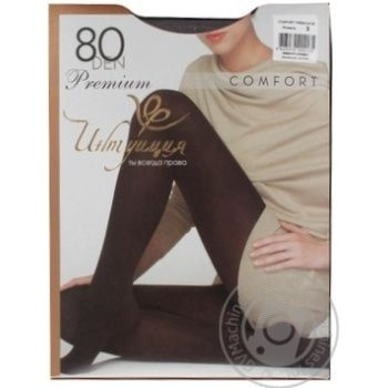 Intuicia Comfort Graffiti Women's Tights 80den 3s - buy, prices for Novus - image 3