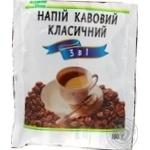 Кофейный напиток Каждый день класичесский 3в1 растворимый 10х18г