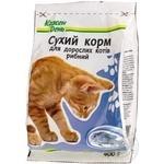 Сухой корм Каждый день для взрослых котов рыбный 400г