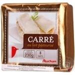 Сыр Ашан Карре порционный 50% 230г Франция