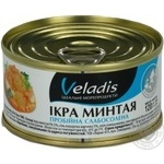 Veladis Soft-Salted Pollock Roe