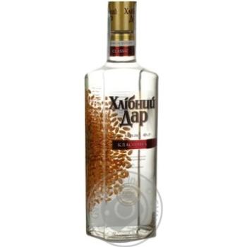 Khlibniy Dar Classic Vodka - buy, prices for Novus - image 3