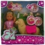 Іграшка  Ляльковий набір Еві Няня для цуценят з аксес.