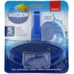Средство для унитаза Sano Sanobon Зеленый лес подвеска 55г