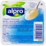 Десерт Alpro соевый с кокосом 125г