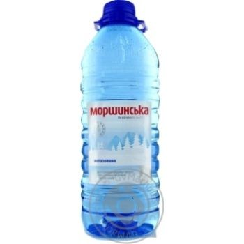 Вода Моршинская природная негазированная 3л