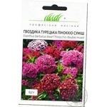Насіння квітів Гвоздика турецька Піноккіо суміш 0,2 г