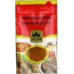 Spices Saldva for fish 20g