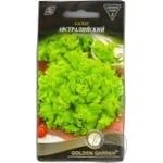 Насіння Салат Австралійський Golden Garden 1г - купити, ціни на Novus - фото 1