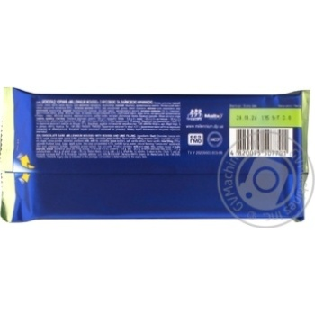 Millennium Mousse Dark chocolate with lime jam an mousse filling 135g - buy, prices for Furshet - image 2