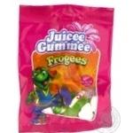 Конфеты желейные Juicee Gummee Frogees с фруктовым вкусом лягушки 80г