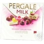 Цукерки в коробцi вишуканий десерт Pergale 125г
