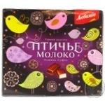 Конфеты Любимов Птичье молоко суфле в черном шоколаде 150г - купить, цены на Ашан - фото 3
