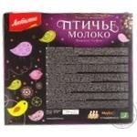 Конфеты Любимов Птичье молоко суфле в черном шоколаде 150г - купить, цены на Ашан - фото 2