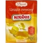 Kotanyi Lemon Peel 14g - buy, prices for Novus - image 5