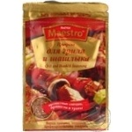 Spices Red hot maestro to the shashlick 30g