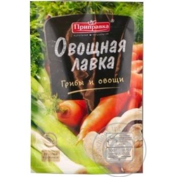Суміш Приправка гриби і овочі 30г