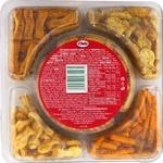 Набор соленого печенья Chio Maxi Mix 250г - купить, цены на Novus - фото 6